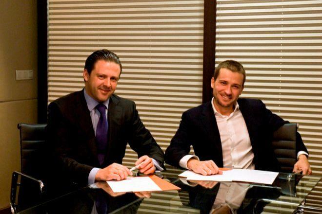 Fernando Bacaicoa y Mikel Castaños, fundadores de Educaedu.