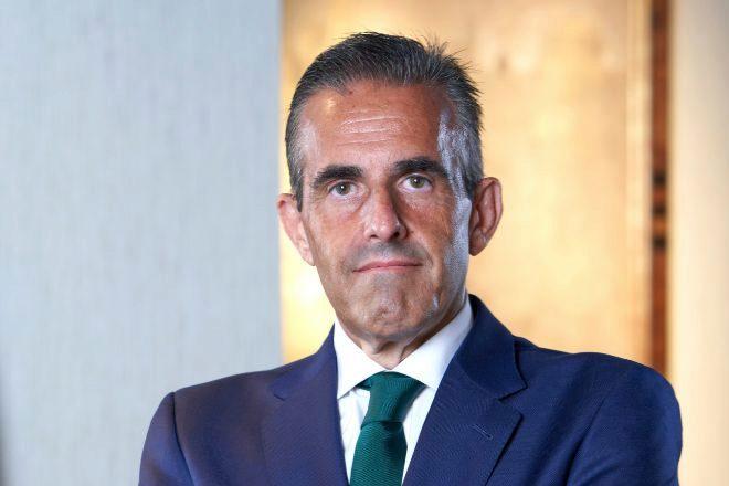 Víctor del Pozo es consejero delegado de El Corte Inglés.