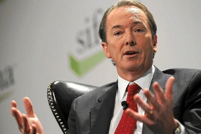 James Gorman, consejero delegado de Morgan Stanley