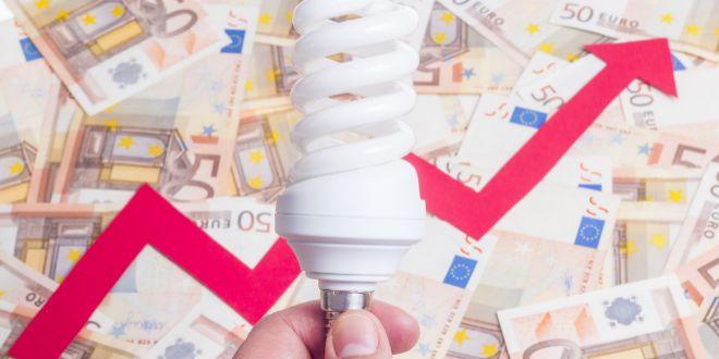 Descontrol total en el precio de la luz
