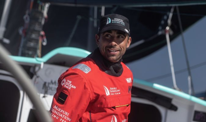 Willy Altadill. | Martin Keruzore/Mirpuri Foundation Race Team /The Ocean Race