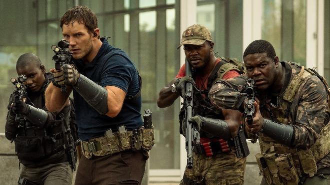 El blockbuster palomitero del verano, 'La guerra del mañana', se estrenará en Amazon Prime