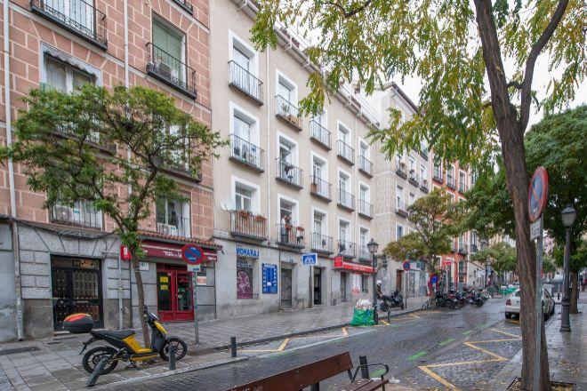Edificio de Elix Vintage en la calle Ave María, 26, Madrid.
