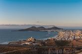 La capital de Gran Canaria lidera el ránking de las ciudades...