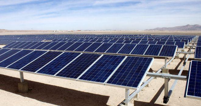 Parque solar de Solarpack.
