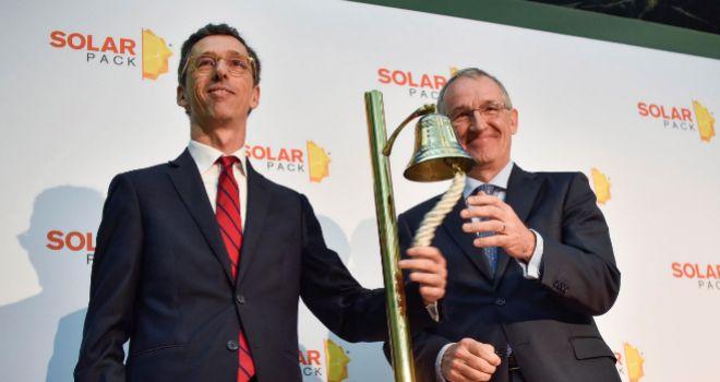 EQT lanza una opa de 881 millones sobre Solarpack