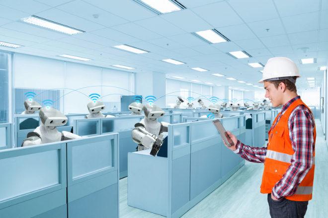 El manager de equipos humano-máquina es responsable de la colaboración entre ambos.