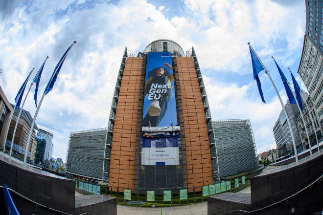 Sede de la CE en Bruselas.