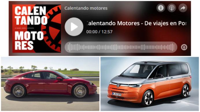 'Calentando motores': Madrid-Barcelona ida y vuelta en un Porsche Taycan