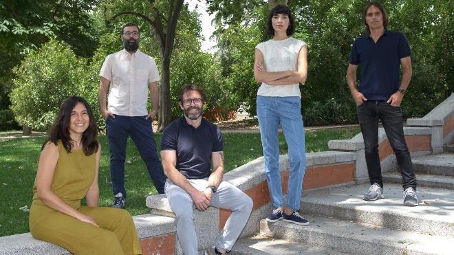 Isabel Pena, Rafael Cobos, Alberto Marini, Isa Campo y Fran Araujo firmarán la nueva serie de ciencia ficción.