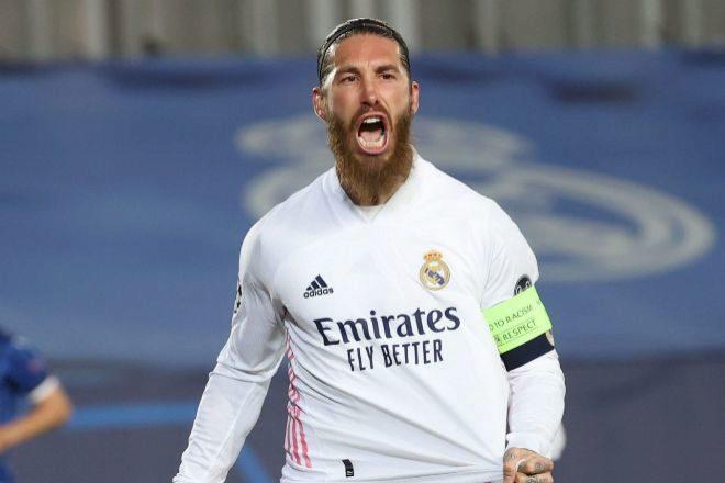 Sergio Ramos, un icono para el madridismo, el patrocinio... y la televisión