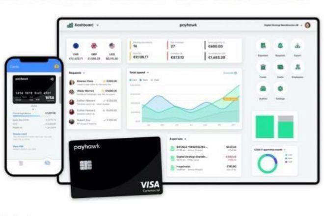 Payhawk, la solución para facilitar la gestión de gastos y pagos para empresas, llega a España