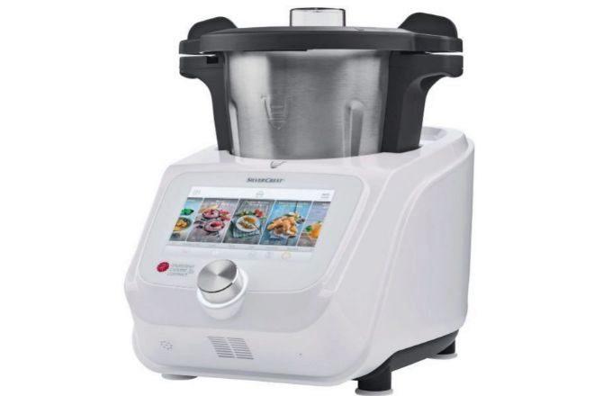 Robot de cocina Monsieur Cuisine Connect.