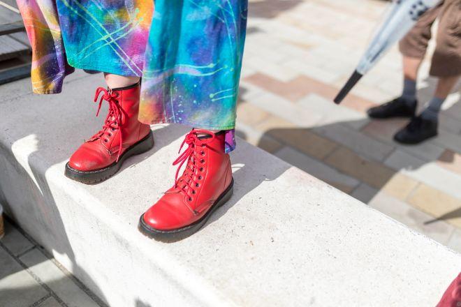 Las botas de Dr. Martens tienen la condición de artículo de lujo.