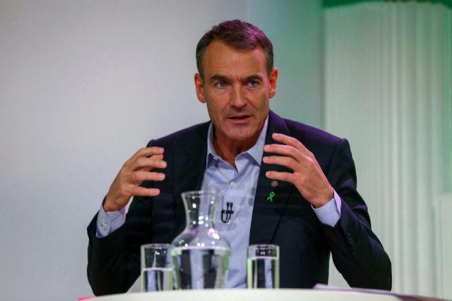Bernard Looney es el primer ejecutivo de BP.