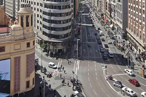 Esta app te dice cuándo hay sombra en cada calle para poder irte de cañas