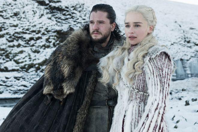 Fotograma de la serie 'Juego de tronos', emitida por HBO.