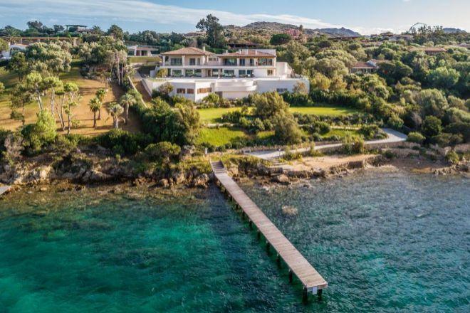 Villas de lujo para despertarse al borde del mar