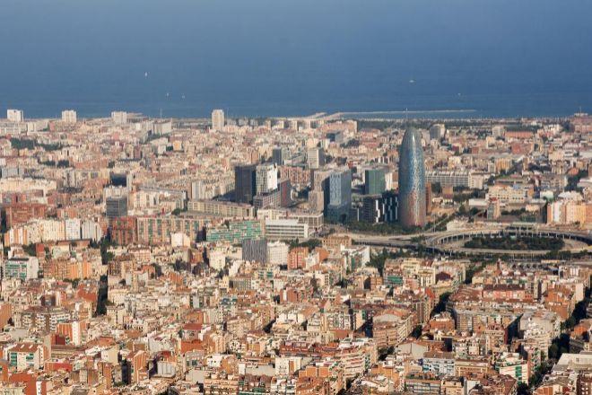 Barcelona recibió 1.200 millones de inversión inmobiliaria en 2020, el 76% del total procedente del extranjero