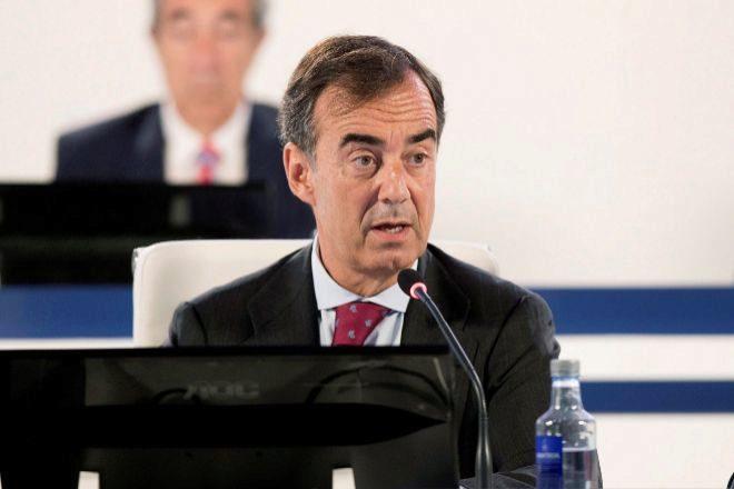 Juan Villar-Mir, presidente del Grupo Villar Mir.