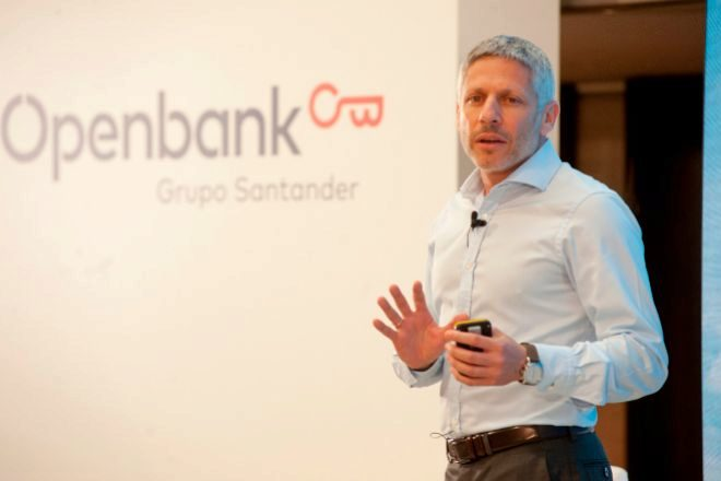 Ezequiel Szafir, consejero delegado de Openbank.