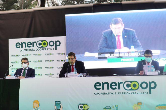 Grupo Enercoop mejora el beneficio pese a que reduce las ventas un 11%
