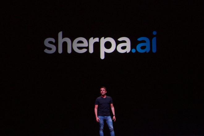 Xabi Uribe-Etxebarria, CEO y fundador de Sherpa.ai.