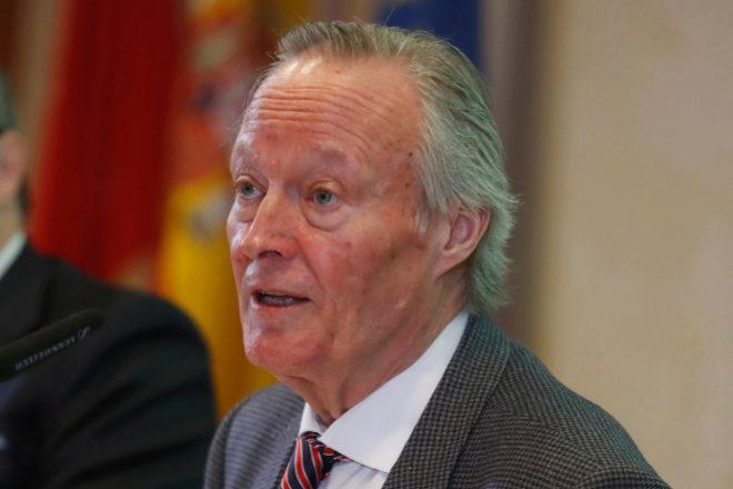 Josep Piqué es el presidente de ITP Aero.