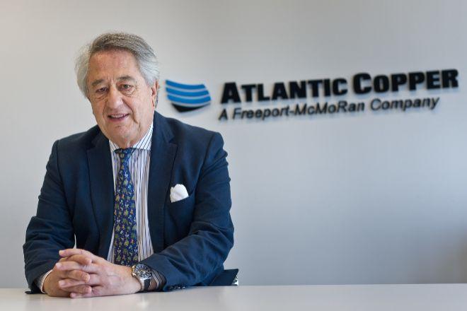 """""""Atlantic Copper crecerá más del 12% por el 'boom' del cobre"""""""