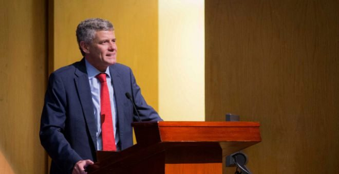 Martin Werner, cofundador y presidente de DD3 Acquisition Corp II.