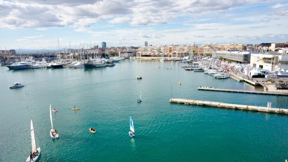 De Azimut Marine a Tesla: Las siete empresas que lideran la zona tecnológica y sostenible del Valencia Boat Show