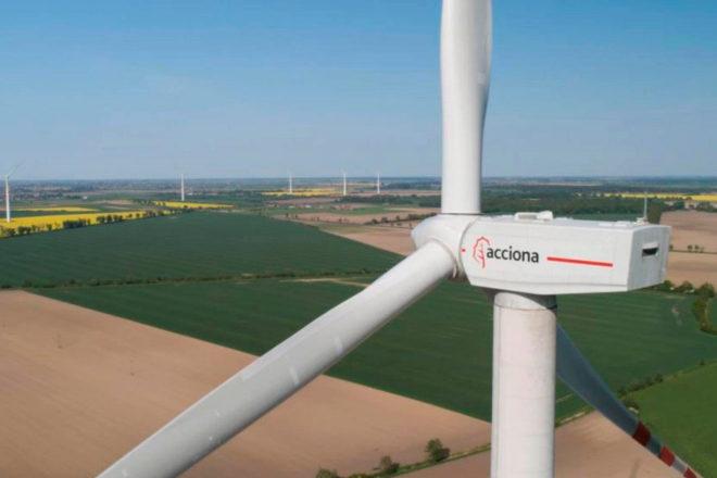 Acciona Energía debutará en Bolsa el 1 de julio.