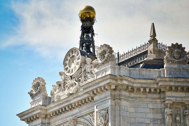 Sede del Banco de España.