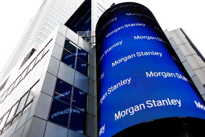 Edificio de Morgan Stanley en Nueva York, EEUU.