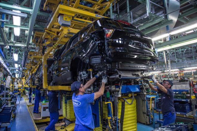 La planta de Ford en Almussafes aplica un ERTE entre el 1 de julio y el 30 de septiembre por la falta de semiconductores.