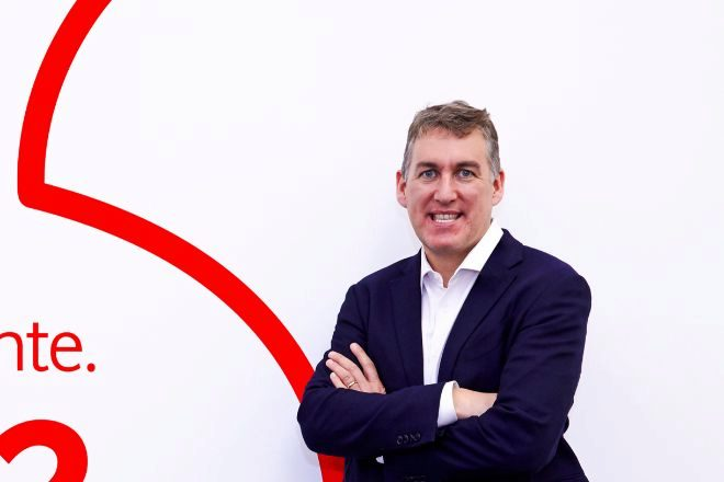 Colman Deegan, consejero delegado de Vodafone en España.