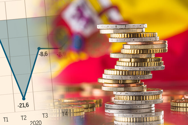 El PIB cae un 0,4% en el primer trimestre, una décima menos de lo avanzado