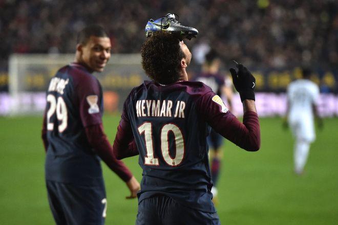 Amazon ha comprado el grueso de los derechos de la Ligue 1, la principal competición de fútbol de Francia, durante los tres próximos años.