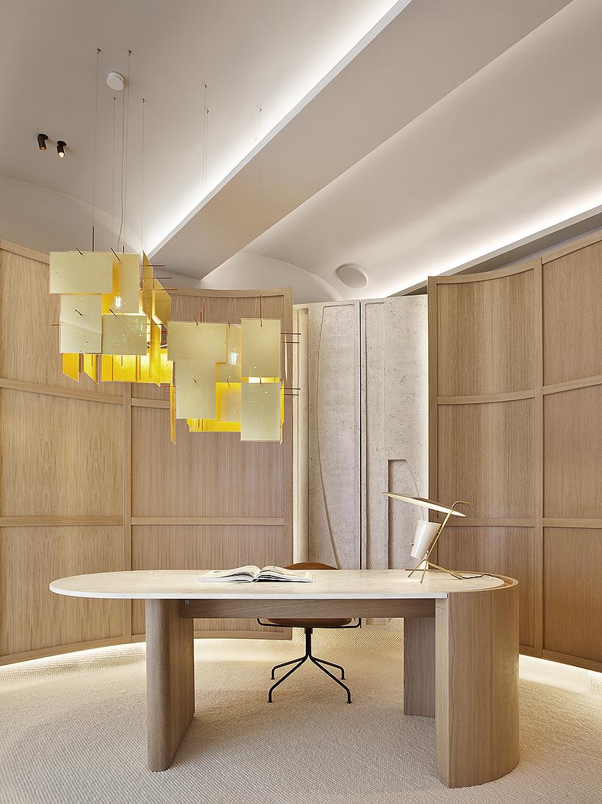 El despacho creado por The Room Studio ha conquistado al jurado por la...