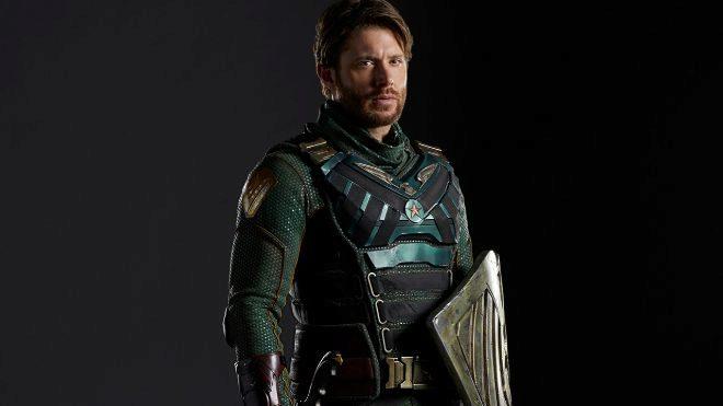 Primera imagen de Jensen Ackles como Soldier Boy. Aparecerá en la tercera temporada de la serie.