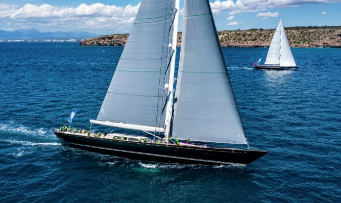 SAILING ENERGY / THE SUPERYACHT CUP