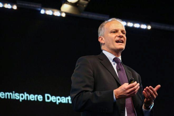 Alejandro Werner, director del departamento del Hemisferio Occidental del Fondo Monetario Internacional (FMI).