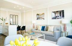 Las mejores ideas para renovar tu salón sin obras