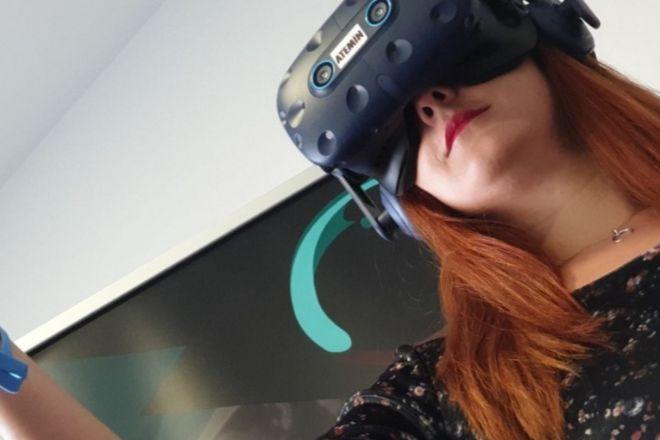 Realidad virtual para ayudar a las empresas en la gestión de riesgos