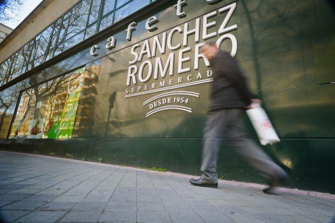 El Corte Inglés compra Sánchez Romero.