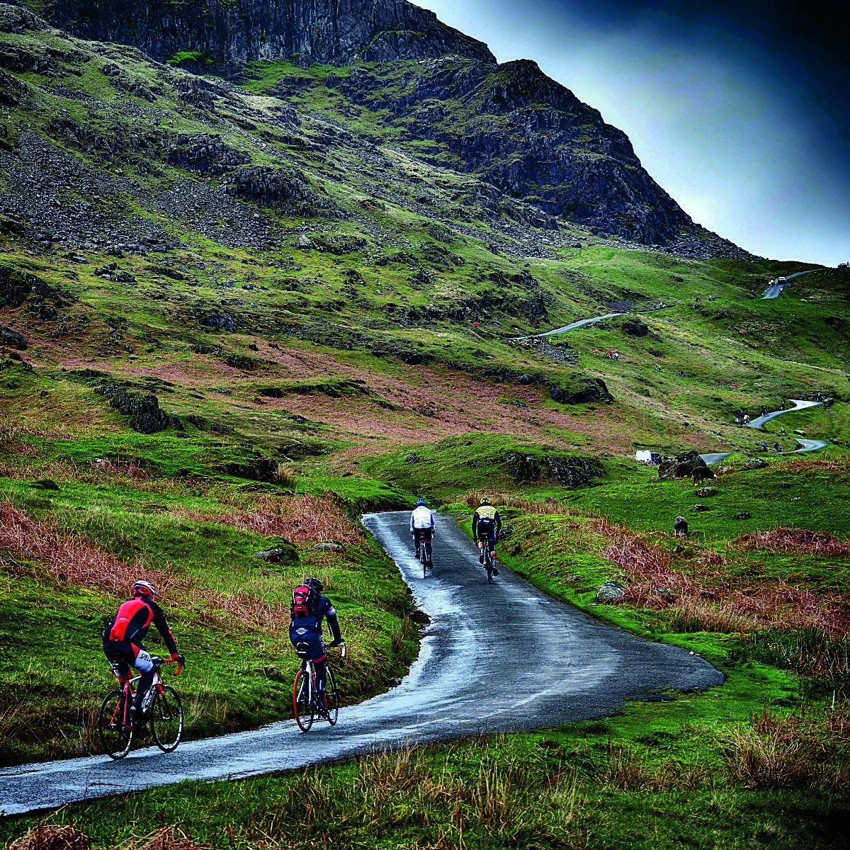 Probablemente la cita de cicloturismo más famosa del Reino Unido, la...