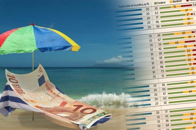 Cómo invertir 20.000 euros para descansar en vacaciones y volver con rentabilidad
