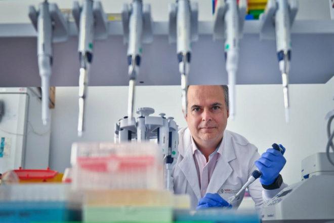 Enrique Samper es director general de NIMGenetics.