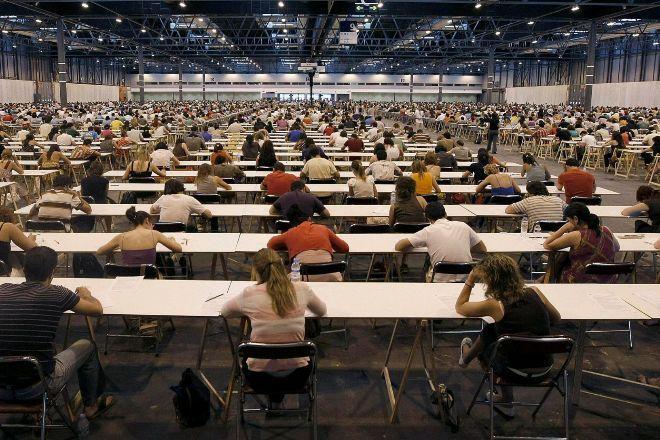 La Justicia reconoce el derecho de un opositor a la revisión presencial de su examen