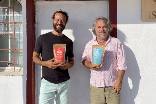 Nico Andonakis y Vicenç Martí, cofundadores de Ketonico.